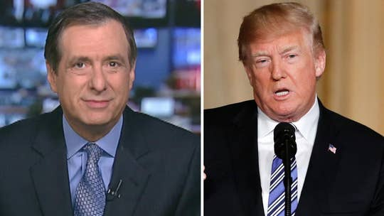 'MediaBuzz' host Howard Kurtz weighs in on President Trump's comment that nobody has been tougher on Russia than he.