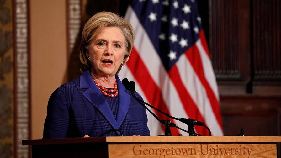 Lawmakers call for an Obama administration criminal probe. Fox News senior judicial analyst lays out the case against Hillary Clinton over her emails.