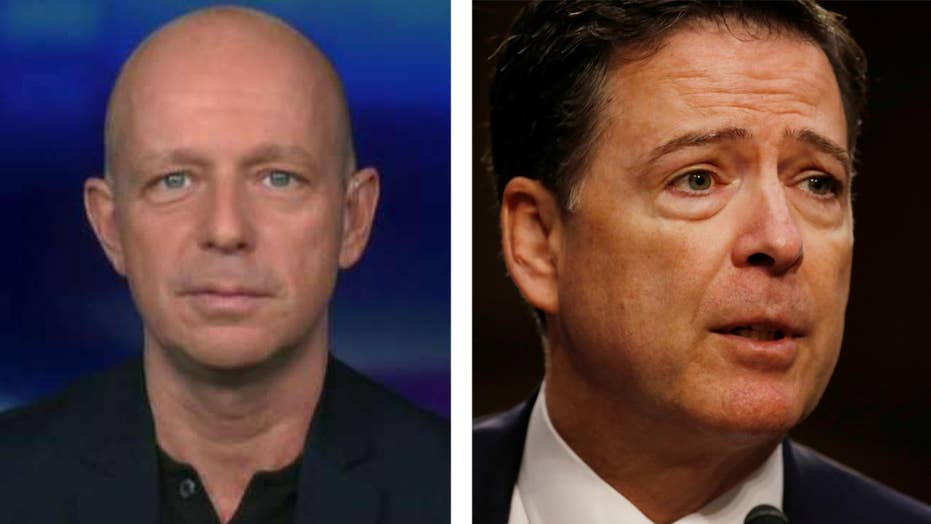Steve Hilton: Important for James Comey to face justice