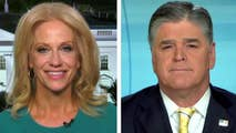 Former FBI director James Comey's memos about Trump are released; senior counselor to the president Kellyanne Conway reacts on 'Hannity.'