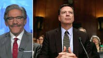 Fox News correspondent-at-large says the former FBI director is bending over backwards to insult President Trump.