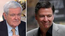 On 'Fox & Friends,' Fox News contributor and former House speaker talks about the former FBI director's media tour and Pompeo's secretary of state nomination.