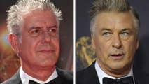 Anthony Bourdain opened up about the #MeToo movement and shared some advice for actor and comedian, Alec Baldwin.