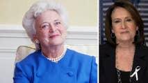 Former chief of staff to Laura Bush on Barbara Bush as role model.