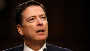 James Comey's redacted memos are released to Congress; Ed Henry shares latest details.