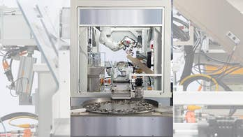 Say hello to Daisy, Apple's latest iPhone recycling robot. Equipped to dissemble 200 iPhones every hour, Daisy allows the company to access parts traditional recyclers cannot.