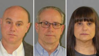 Authorities say the school superintendent, principal and assistant principal all knew about the classroom fighting at a Connecticut high school, but did nothing to prevent it.