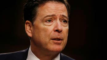 The Wall Street Journal reports that at least two memos fired FBI Director James Comey gave to a friend at Columbia University to leak contained classified information; chief intelligence correspondent Catherine Herridge reports from Washington.