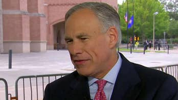 Texas Gov. Greg Abbott weighs in on immigration reform, the Senate race between Ted Cruz and Beto O'Rourke and pays tribute to the late matriarch of the Bush family.