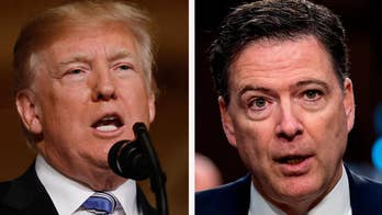 Caitlin Owens, reporter for Axios, weighs in on reports that fired FBI Director James Comey leaked memos that contained classified information.