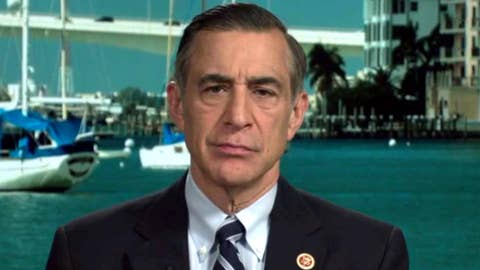 Rep. Issa on sanctuary state pushback, Comey