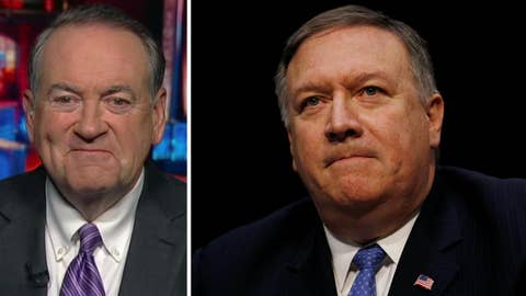 Huckabee to GOP: Do right thing on Pompeo