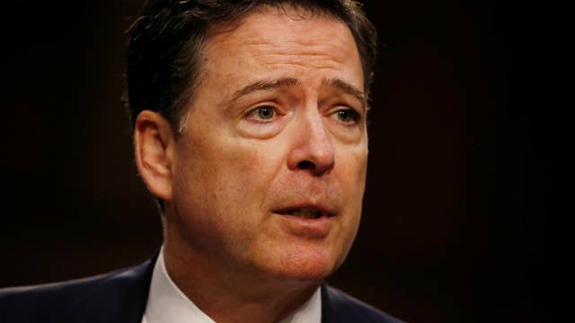 Report: Memos Comey gave to friend contained classified info