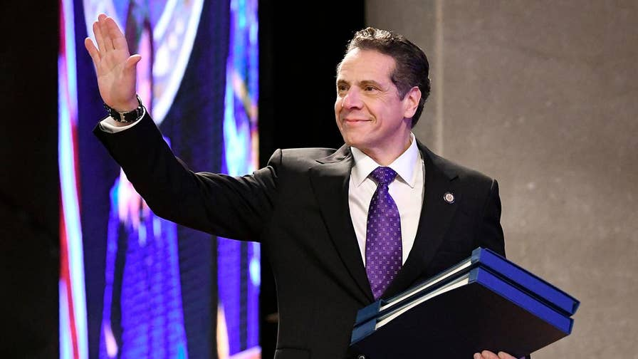 NY Gov. Cuomo grants 3,500 paroled felons the right to vote; Washington, D.C., may allow 16-year-olds to vote in the 2020 presidential election. For Dems, is it win by any means necessary? #Tucker