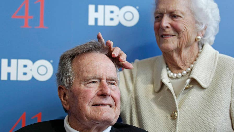 George and Barbara Bush were married for 73 years. Fox News contributor Rachel Campos-Duffy reflects on their love story.