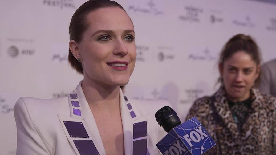 Evan Rachel Wood talks to Fox News about the success of 'Westworld' and her receiving equal pay as her male counterparts.