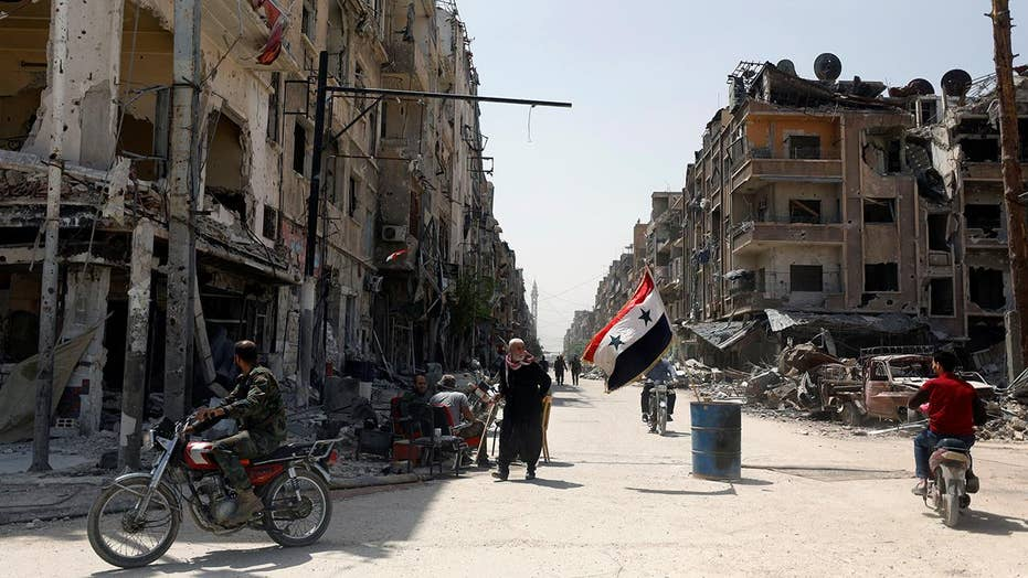 Inspectors unable to access Syria chemical attack site