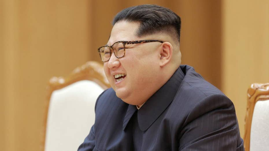 Good faith sign from North Korea ahead of Trump-Kim summit?