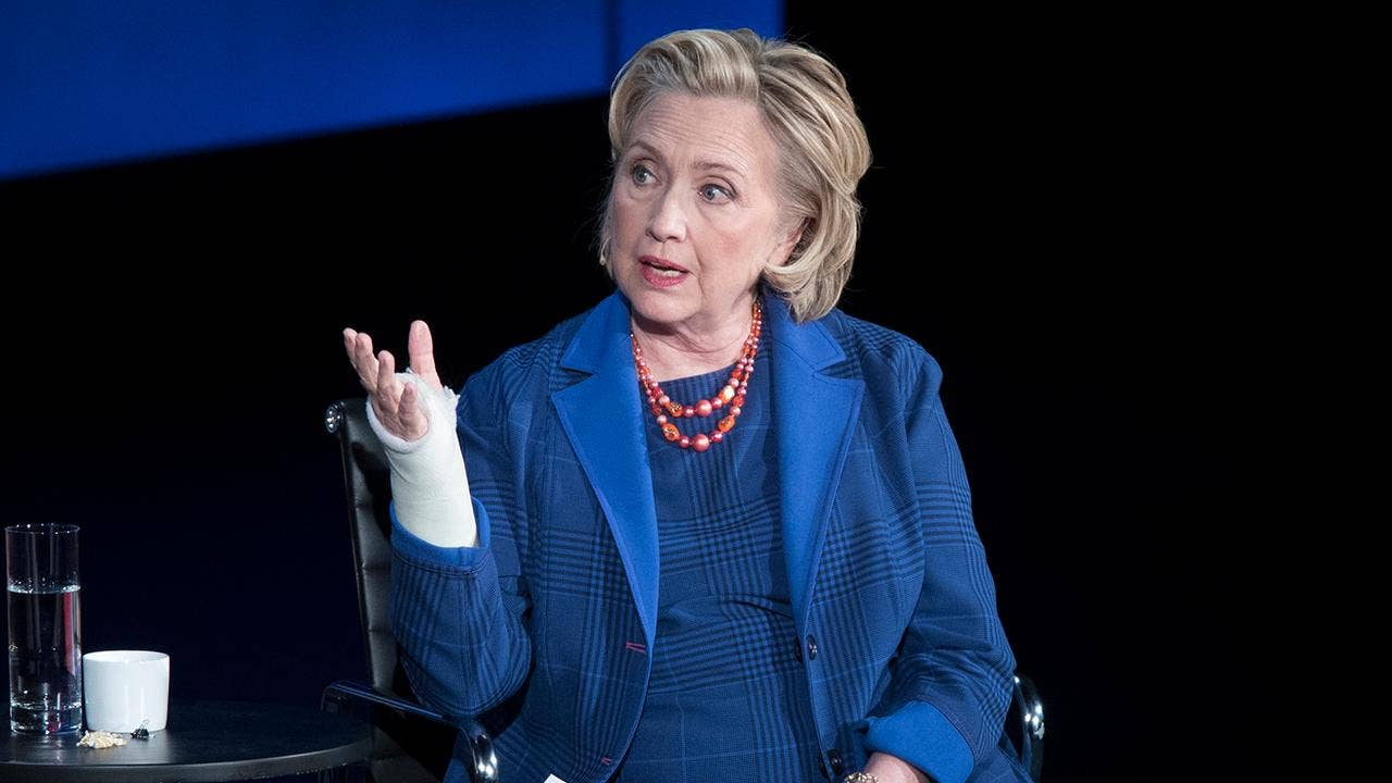Hillary Clinton, not on ballot, is star of GOP midterm plan