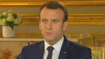 An exclusive interview with French President Emmanuel Macron.