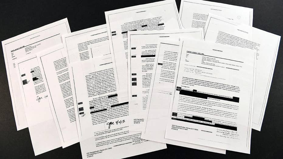 The Comey memos: Why Russian collusion was the big loser