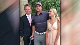 "Prom season is here for millions of Americans and the photos that come with it, but a ""joke"" picture posted Saturday by a former NFL kicker holding a gun between his daughter and her date has sparked outrage by some online."
