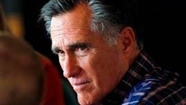 GOP Utah Senate nominee Mitt Romney is walking a careful line when it comes to his stance on President Trump as he prepares for a primary on Tuesday.