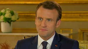 President Macron explains his efforts to jump-start the French economy, in part 2 of his exclusive interview with 'Fox News Sunday' anchor Chris Wallace.