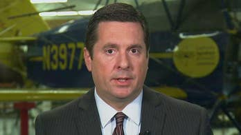 The DNC sues the Trump campaign, Russia and WikiLeaks over the 2016 election; House Intelligence Committee Chairman Devin Nunes reacts on 'Sunday Morning Futures.'