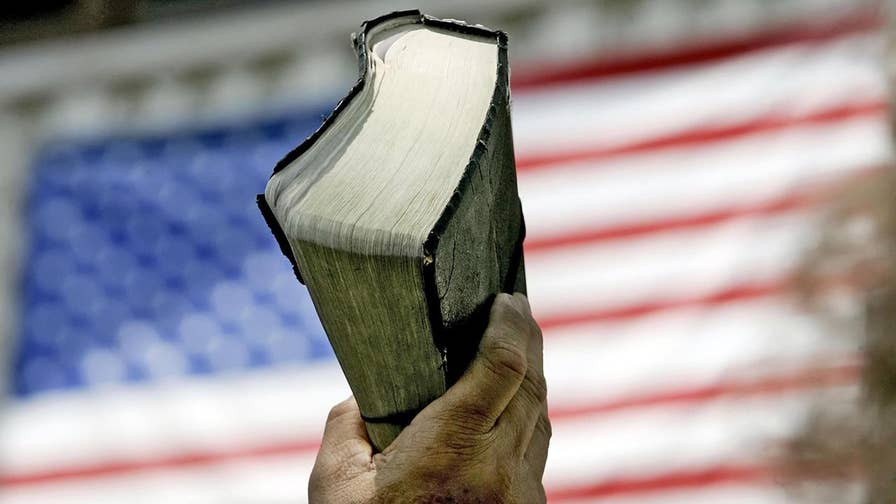 GQ names the Bible as one of the most overrated books of all time; Father Jonathan Morris reacts on 'Fox & Friends.'