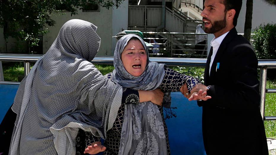 48 dead in Afghanistan bomb attack