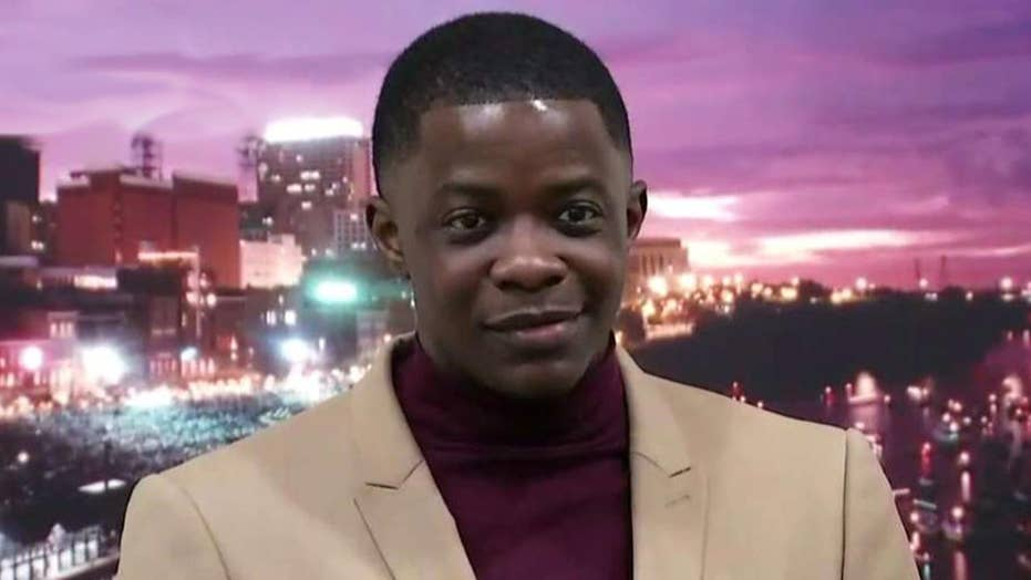 Waffle House shooting hero describes stopping gunman