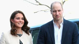 Kate Middleton and Prince William welcomed a baby boy on Monday.