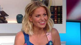 Candace Cameron Bure is not afraid of being candid.