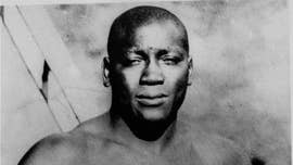President Trump has said that he is considering pardoning the late the late boxer, Jack Johnson.