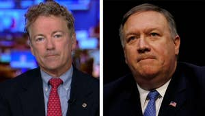 Republican lawmaker from Kentucky joins 'The Story' to explain his reverse course decision to support President Trump and vote in favor of Mike Pompeo as the new secretary of state.