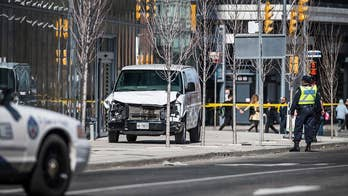Suspect in custody after van plows into pedestrians in Toronto; insight from former Boston Police Commissioner Ed Davis on 'Your World.'