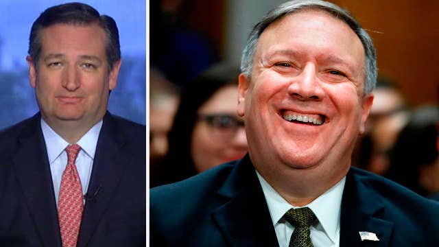 Sen. Ted Cruz on Pompeo vote, future of NAFTA, Russia probe