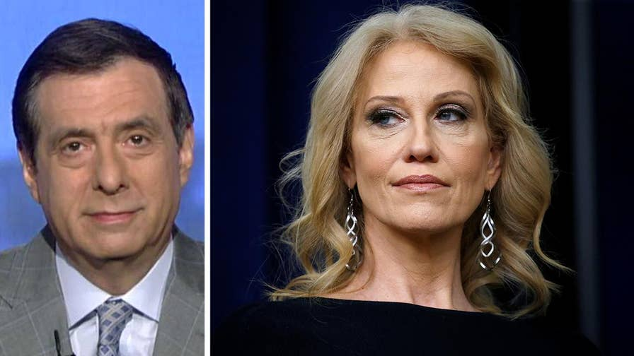 Kellyanne Conway slams CNN's Dana Bash for asking about her husband's anti-Trump tweets. Fox News media analyst gives his take.