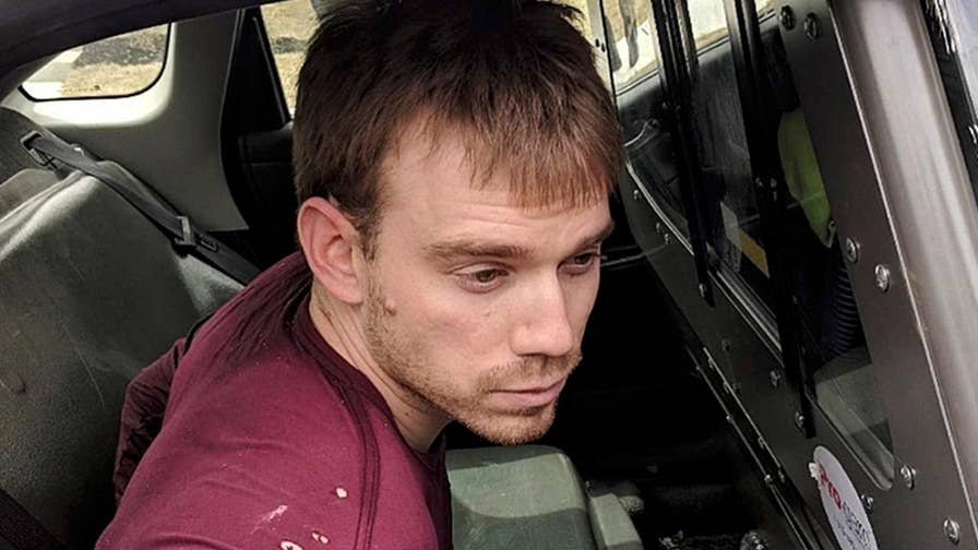 Manhunt for mass shooting suspect Travis Reinking ends with arrest not far from his apartment; Jonathan Serrie reports from Antioch, Tennessee.