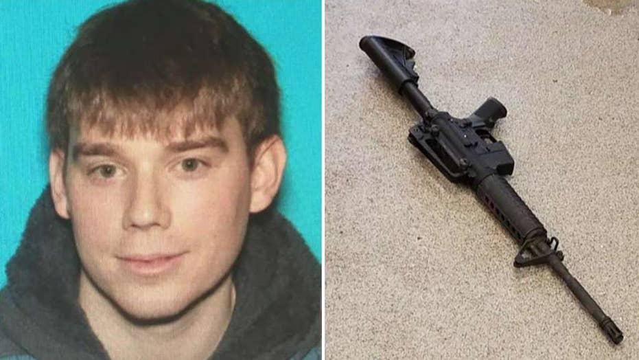 Manhunt underway for Waffle House suspect Travis Reinking