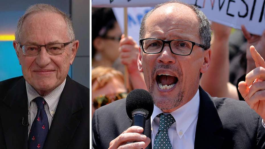 Dershowitz: DNC lawsuit over election loss is 'complicated'