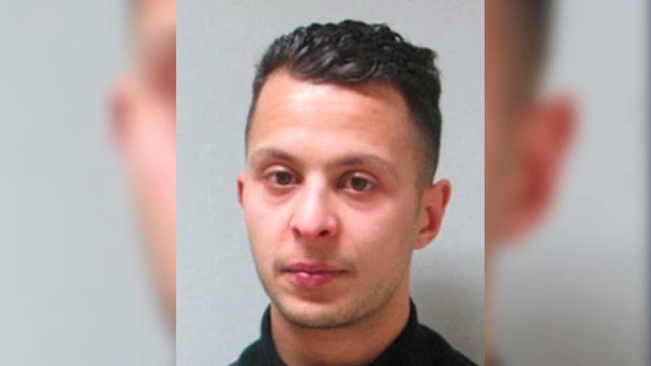 Paris attack suspect found guilty in Brussels shootout
