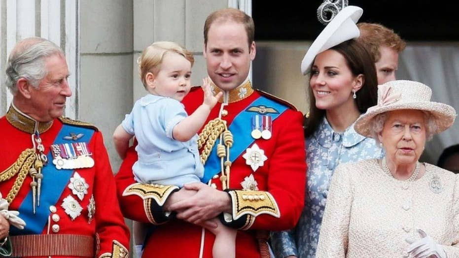 Britain's Royal line of succession to the throne explained