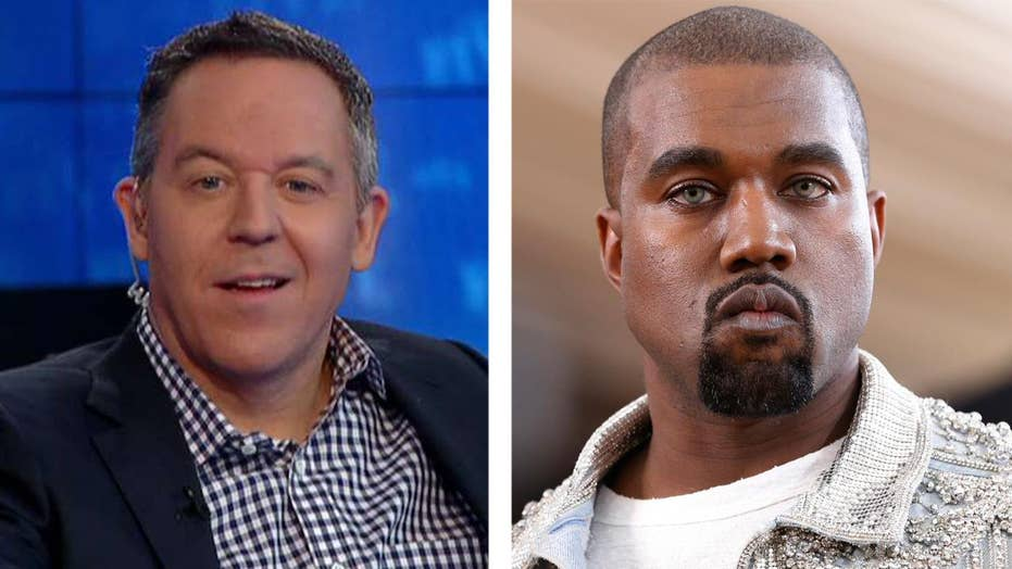 Gutfeld on the Kanye tweets