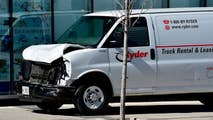Student ID'd as Alek Minassian arrested in van attack that left nine dead, 16 injured. #Tucker