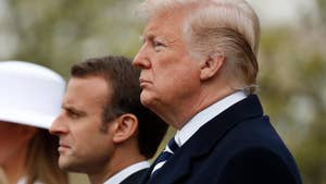 French President Macron is pushing the U.S. to recertify the Iran deal; reaction from Fox News contributor and former White House press secretary Ari Fleischer.