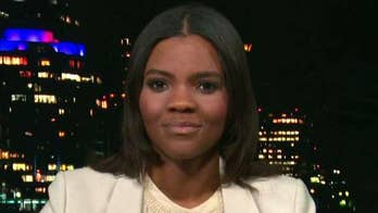 Liberals lash out after rapper Kanye West praises conservative Candace Owens on Twitter; Owens responds on 'Hannity.'