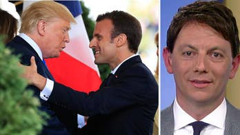 Deputy White House press secretary on what to expect from French President Emmanuel Macron's first official state visit to Washington.
