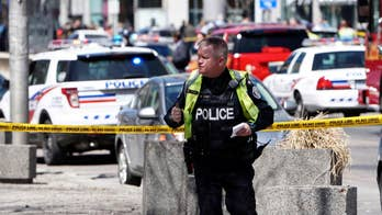 25-year-old Alek Minassian is accused of plowing his rented van into pedestrians on a busy Toronto street, killing 10 and wounding 15; Molly Line reports.